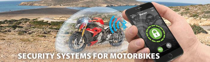 StarLine V66 - V67 moto alarm